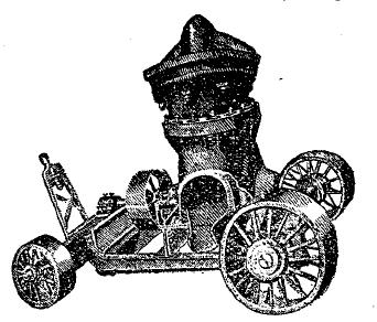 Рис. 6. Центробежная камнедробилка.