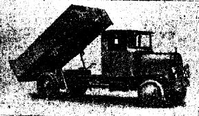 Рис. 26. 5-тонный грузовик «N. A. G.» (Германия)