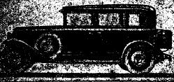Рис. 36. 5-местный закрытый автомобиль «Рено» (Франция). Мощность двигателя – 13,5 л. с.