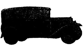Рис. 39. 6-местный закрытый автомобиль-лимузин «Фиат-514» (Италия).