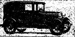 Рис. 34. Закрытый 4-хместный лимузин «Форд А». Мощность двигателя: тормозных — 40 л. с., налоговых — 12,3 л. с.