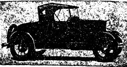 Рис. 33. Легковой 2-местный автомобиль «Форд А» (С. Ш.) с кузовом типа «Родстер».