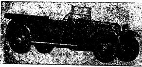 Рис. 38. Открытый 4-х местный автомобиль «Штейер» (Австрия).